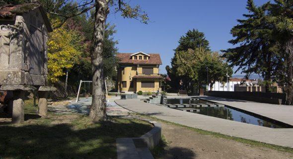 Parque Dos Sentidos Granxa De Briz