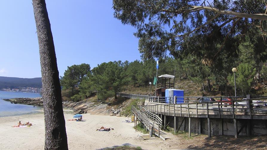 Poio: Praia De Cabeceira