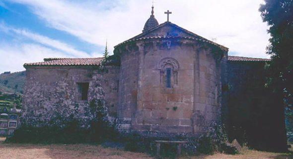 Campo Lameiro Iglesia San Miguel Do Campo