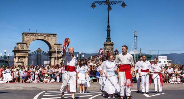 Danza Espadas San Miguel