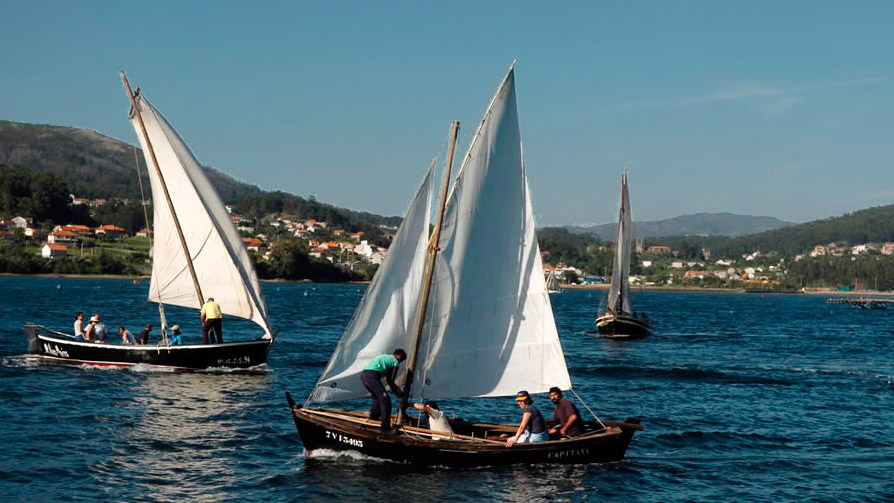embarcacions tradicionais