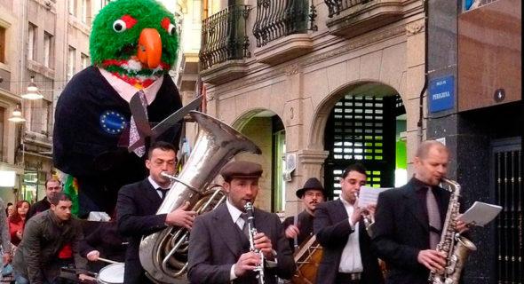 Entroido De Pontevedra, O Loro Ravachol