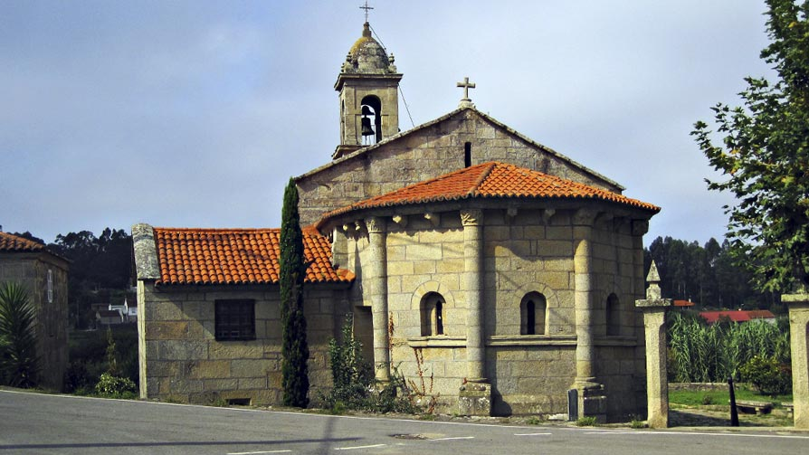 igrexa santo tome marin provisional
