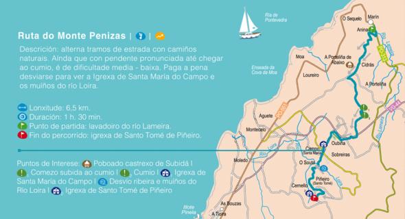 Marin Ruta Monte Panizas