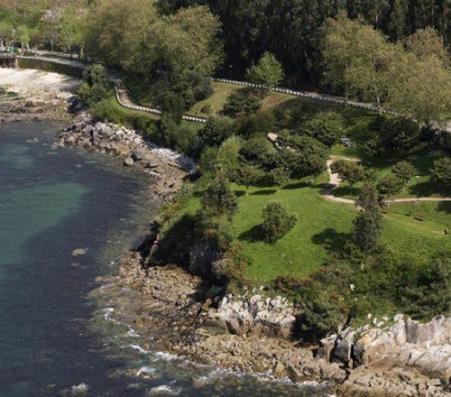 Ruta Das Praias De Marin