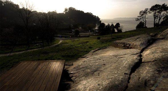 Terras Marin 0001 03 Petroglifos Mogor Pedra Dos Mouros