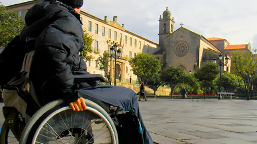 Terras De Pontevedra Cadeira Rodas