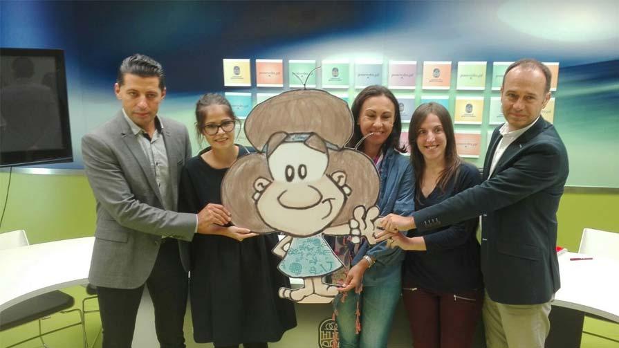 Terras De Pontevedra Presenta Unha Nova Oferta De Arte Rupestre Dirixida Ao Turismo Familiar
