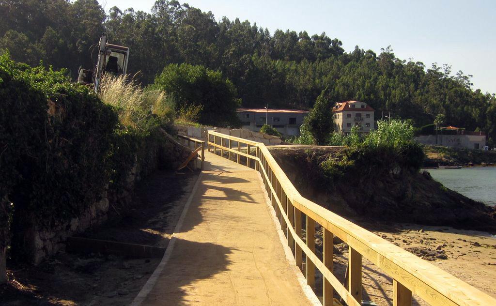 Camino Litoral De La Ostreira