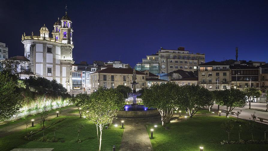 Terras De Pontevedra En Tu Objetivo