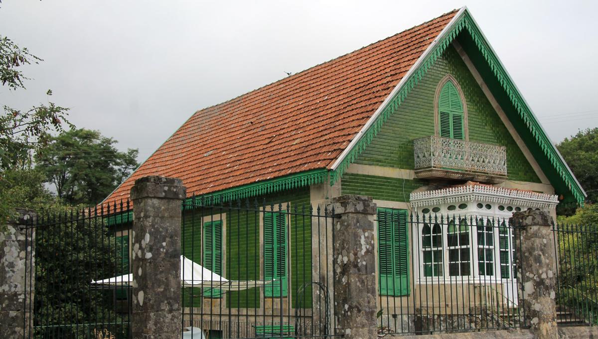 Casas indianas Ponte Caldelas