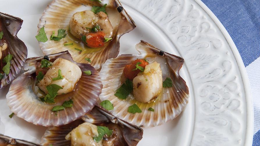Terras De Pontevedra é Gastronomía
