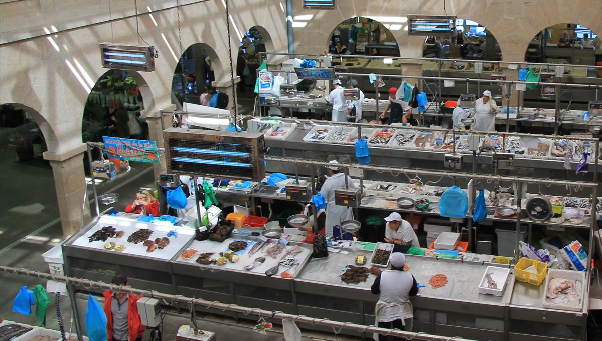 visitar Mercado de Pontevedra