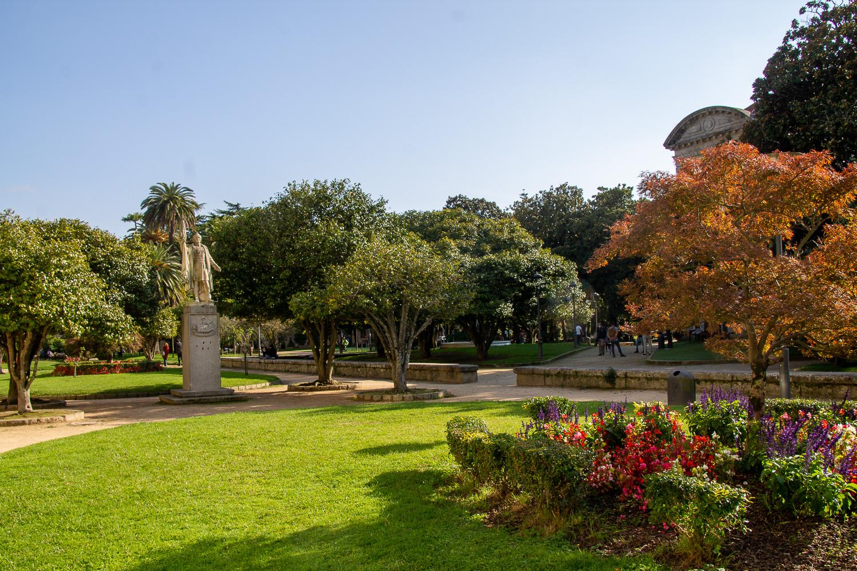 Jardines De Vicenti Pontevedra